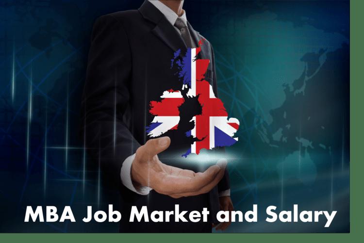 MBA UK Salary and Jobs