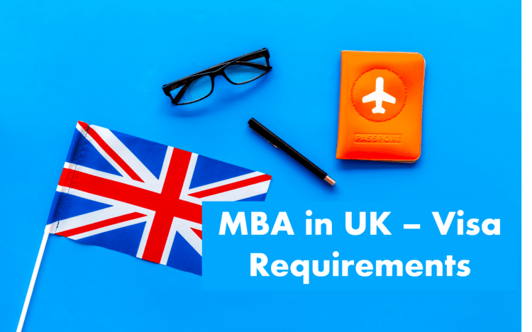 MBA UK Visa Requirements