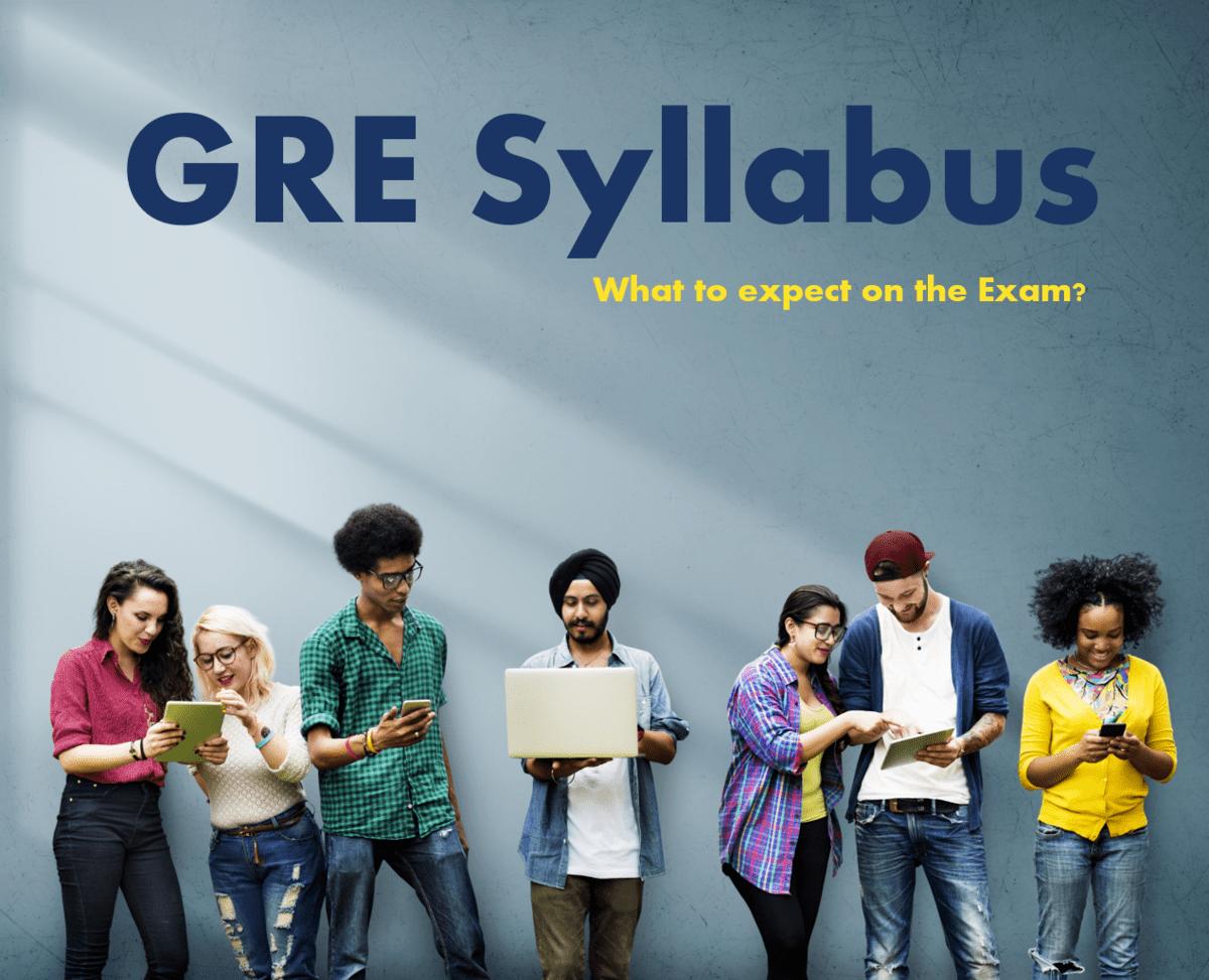 GRE Syllabus 2021