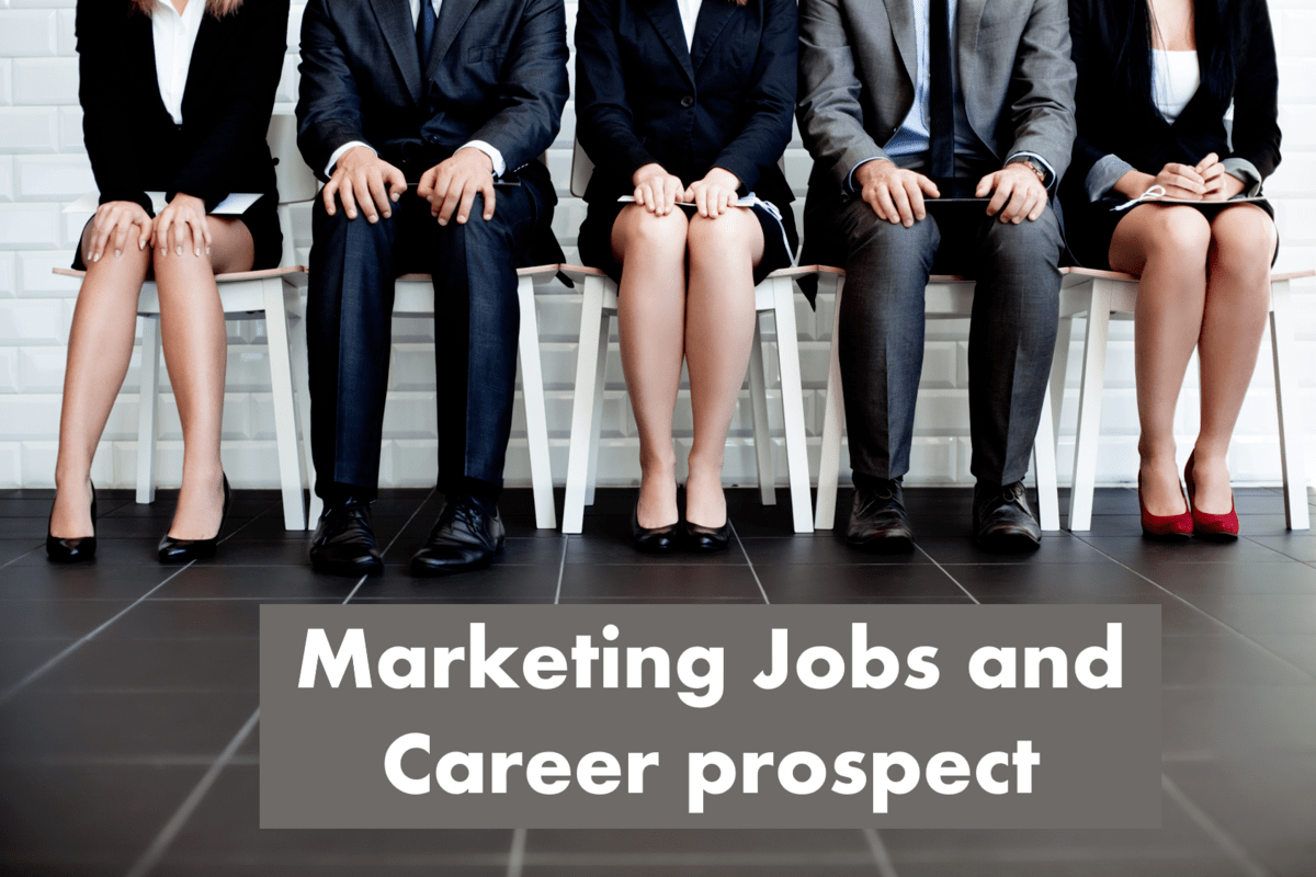 MBA Marketing Jobs and Career Prospect