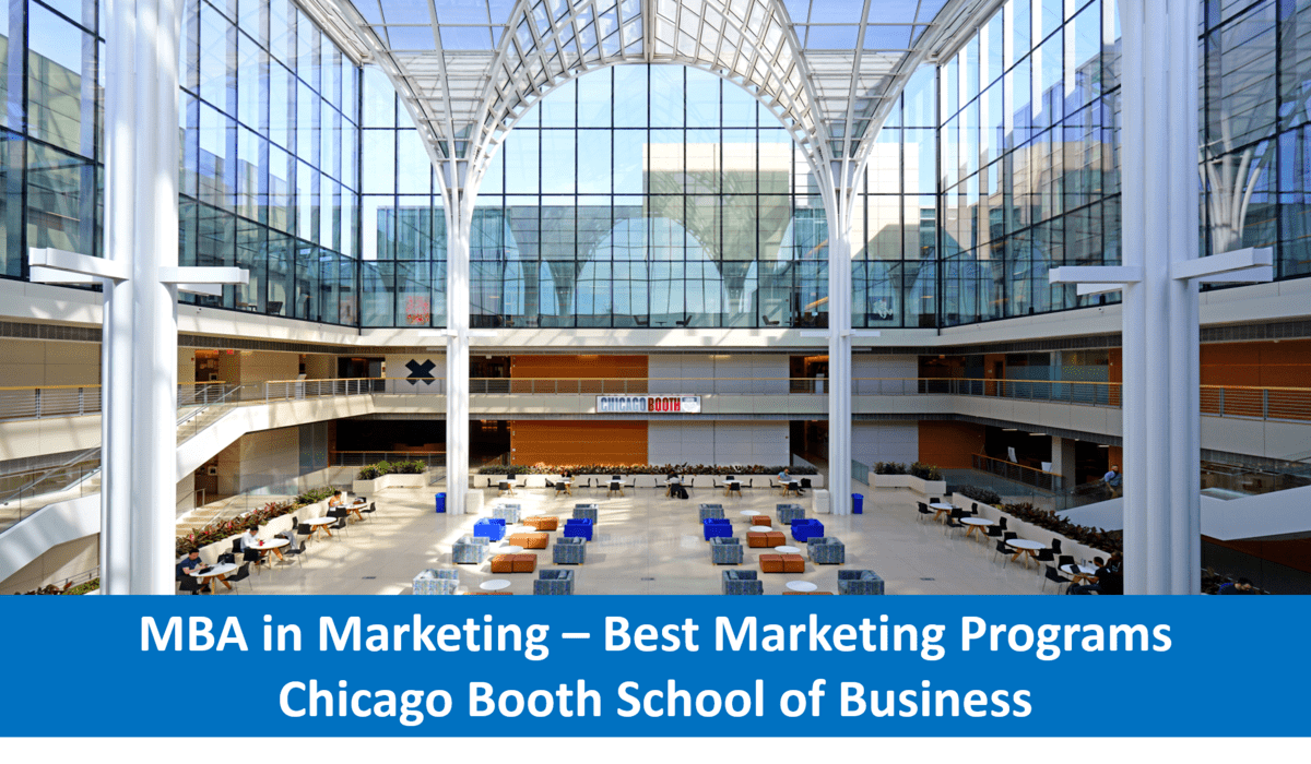 top marketing mba programs - Chicago Booth