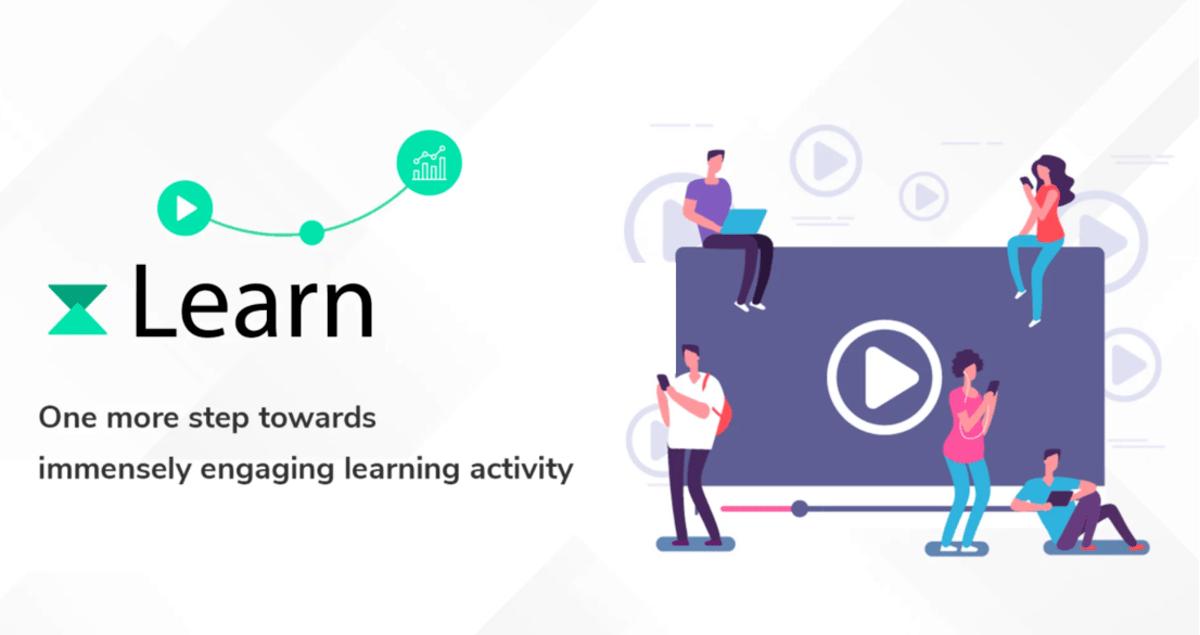xLearn video feature - e-GMAT