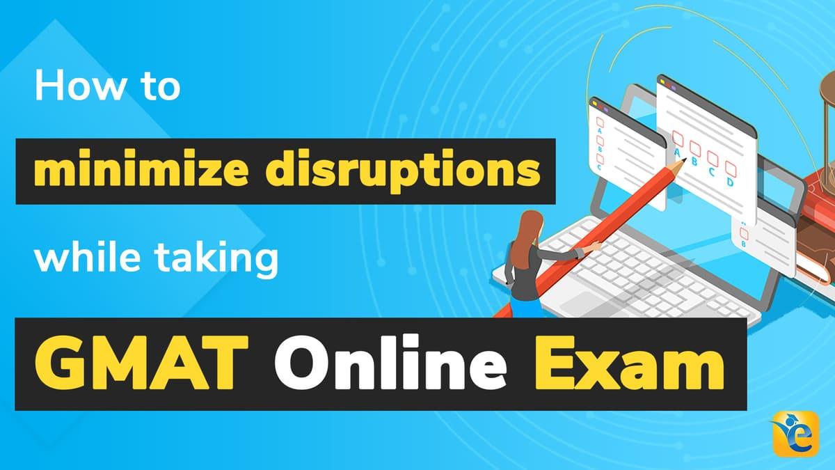 enhanced gmat online exam