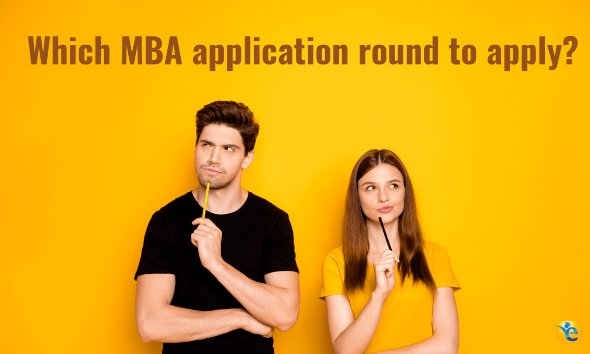 MBA Application round 2022
