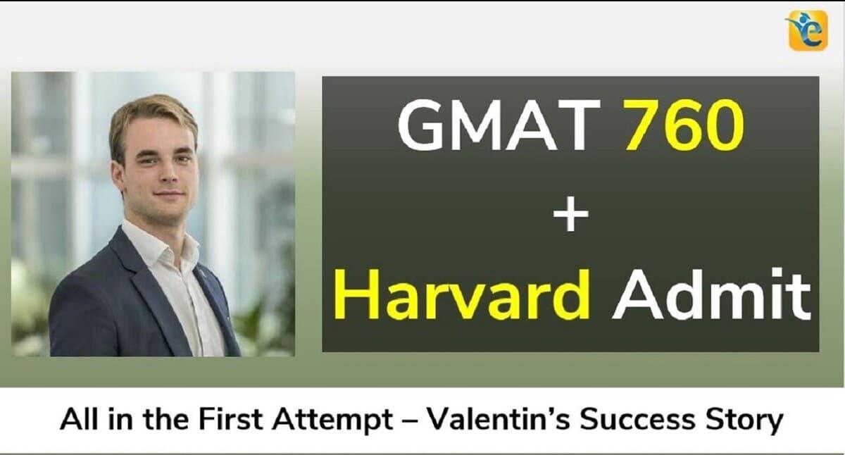 a 760 scorer reviews e-GMAT course